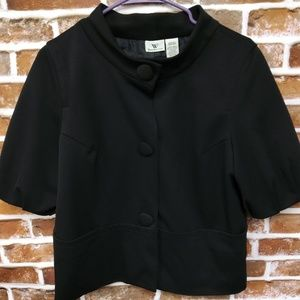Women Worthington Suit Blazer Size M
